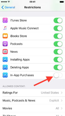 disable-in-app-purchases
