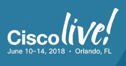 Cisco-Live-2018