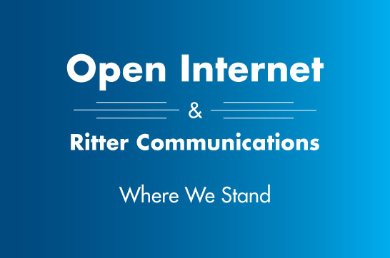 open-internet-ritter-communications